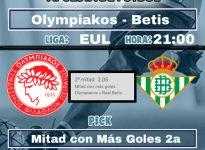 Olympiakos - Betis