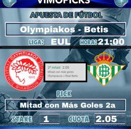 Olympiakos – Betis