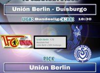 Unión Berlin - Duisburgo