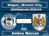 Wigan - Bristol City 