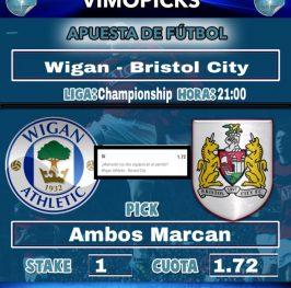 Wigan – Bristol City 
