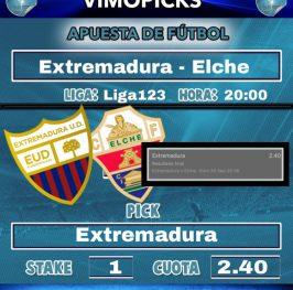 Extremadura – Elche
