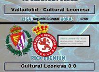 Valladolid B - Cultural Leonesa