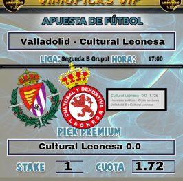 Valladolid B – Cultural Leonesa