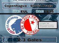 Copenhague - Slavia Praga