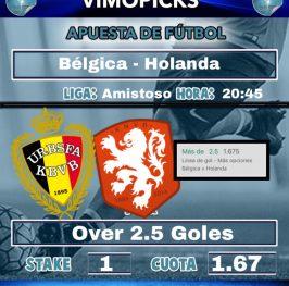 Bélgica – Holanda