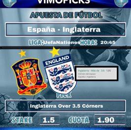 España – Inglaterra
