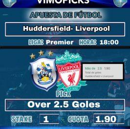Huddersfield -Liverpool