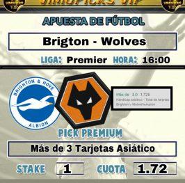 Brighton- Wolves