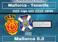 Mallorca - Tenerife