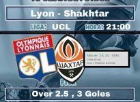 Lyon - Shakhtar