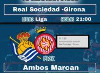 Real Sociedad- Girona