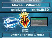 Alaves - Villarreal