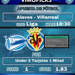 Alaves – Villarreal