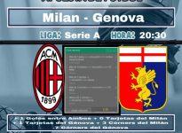 Milan - Génova