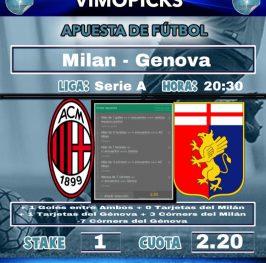 Milan – Génova