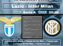 Lazio - Inter Milán