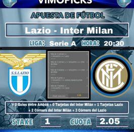 Lazio – Inter Milán