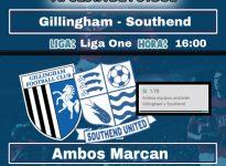 Gillingham - Southend