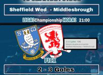 Sheffield Wed  - Middlesbrough