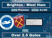 Brighton - West Ham
