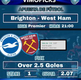Brighton – West Ham