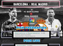 Barcelona - Real Madrid  Sin Riesgo