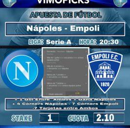 Nápoles – Empoli