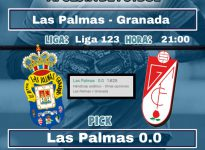 Las palmas - Granada