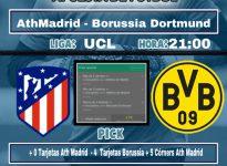AthMadrid - Borussia Dortmund