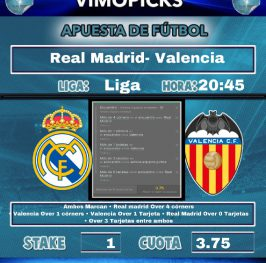 Real Madrid – Valencia