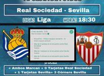 Real Sociedad- Sevilla
