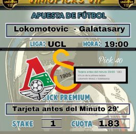 Lokomotovic – Galatasaray