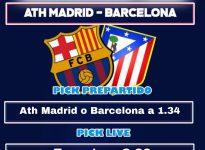 Ath Madrid - Barcelona