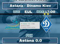 Astana - Dínamo Kiev