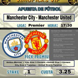 Manchester City – Manchester United