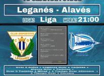 Leganés - Alaves