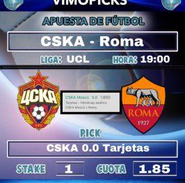 CSKA – Roma
