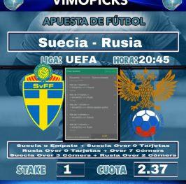 Suecia – Rusia