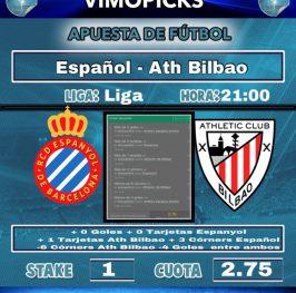 Espanyol – Bilbao
