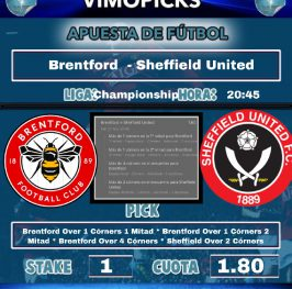 Brentford  – Sheffield United