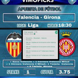 Valencia – Girona