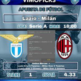 Lazio – Milán