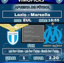 Lazio – Marsella