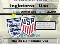Inglaterra - Usa
