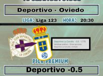 Deportivo- Oviedo