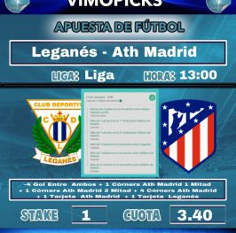 Leganés- Atletico Madrid