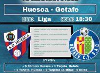 Huesca - Getafe