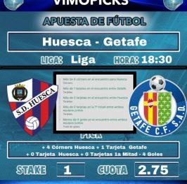 Huesca – Getafe