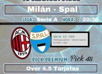Milán - Spal